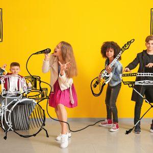 Stage Enfants «Le Chant, ma passion.»